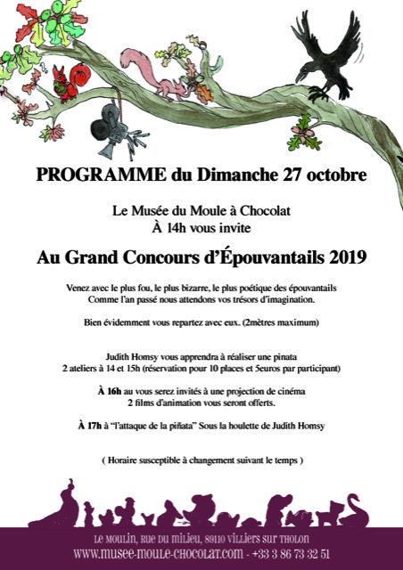Affiche concert Villiers 30 juin 2019